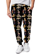 BOY AND CAT LEGGINGS AND JOGGER