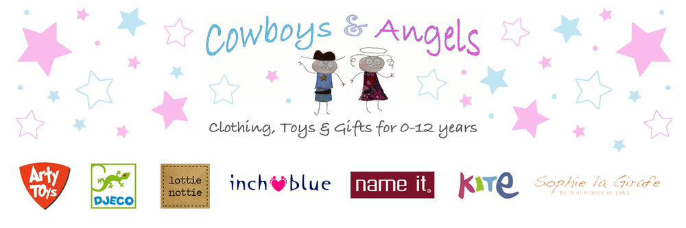 Cowboys & Angels Kids Boutique