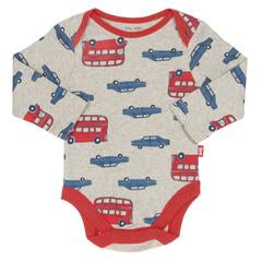 Kite Clothing Beep Beep Bodysuit age 12-18 months Clearance Was £10 NOW £5.00