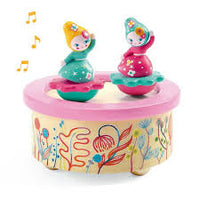 Djeco magnetic Space Melody musical box age 12 months +