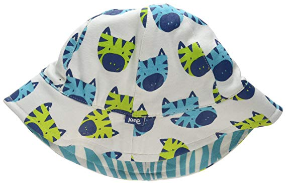 Kite Clothing reversible zebra sunhat age 0-6 months Was £14.00 Now £8.00