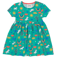 Kite Clothing Happy me rainbow dress 0-3 months 62cm