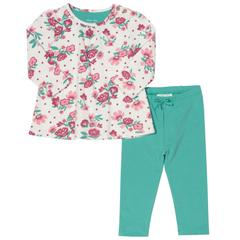 Kite Clothing Rambling Rose baby girls set 2 piece Clearance Was £29.00 NOW £16.00