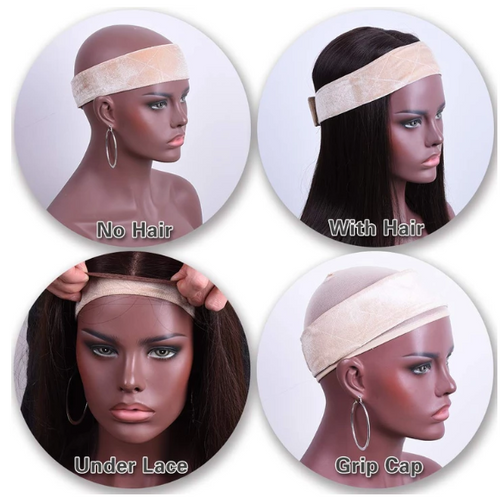 【Limited Promotion】Flexible Velvet Adjustable Wig Grip Headband