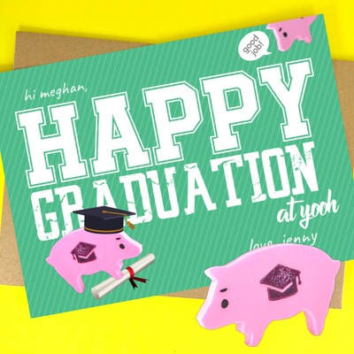 happy graduation age ham