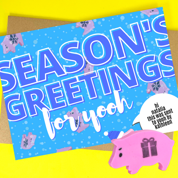 season's greetings at yooh