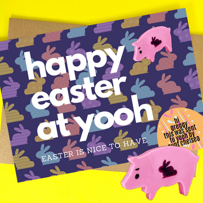 happy easter at yooh