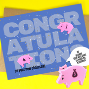 congratulations (customizable message)