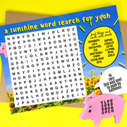 sunshine word search for yooh