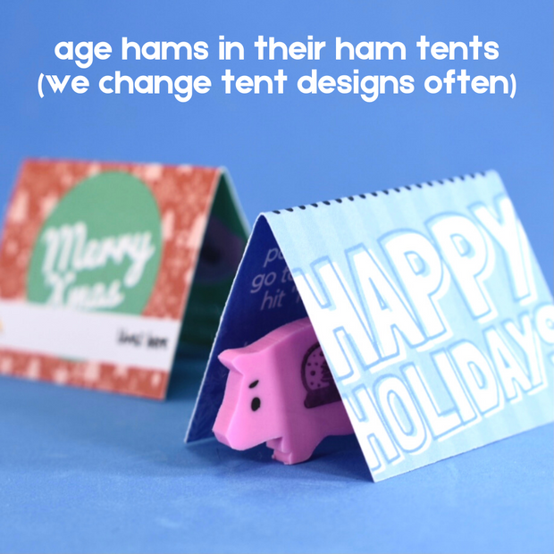 send cards & hams to your whole holiday card list (minimum qty 15)