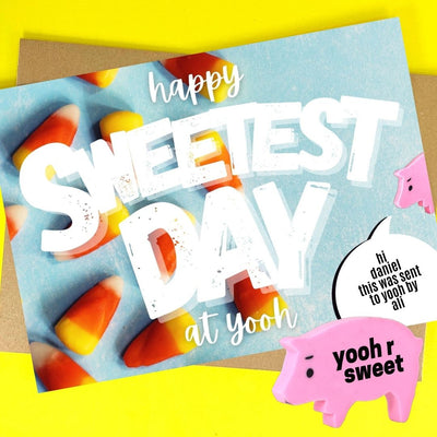 happy sweetest day (oct 17th) at yooh