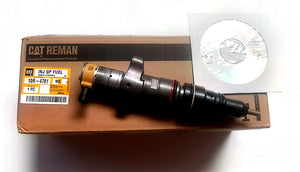 10R-4761 INJECTOR | CAT REMAN | C7 | PLUS CORE