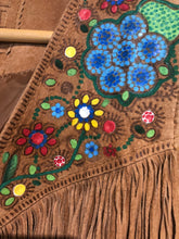 Load image into Gallery viewer, Métis Fringe Vest #1