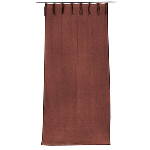 Williamsburg linen curtains in Goa colour