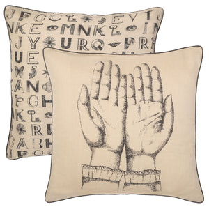 Wish cushion 50x50m