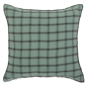 Highlands pillowcase 65x65 cm in beryl colour
