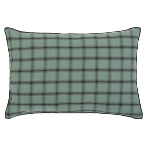Highlands pillowcase 50x70 cm in beryl colour