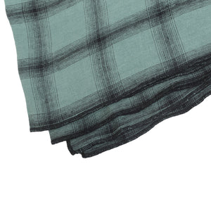 Highlands tablecloth 270x320 in beryl colour