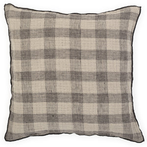 Coussin Inverness 50x50 naturel