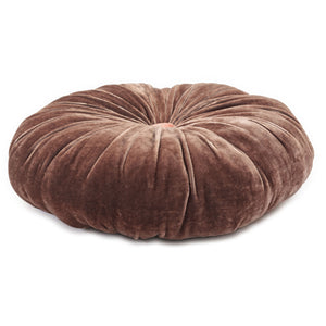 Sweet cushion in cappuccino