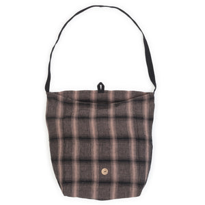 Highlands lunch bag in nougat colour