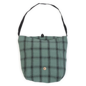 Highlands lunch bag in beryl colour