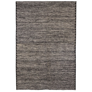 Large Woven Rug made using recycled fibres