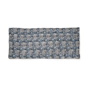 Small Blue flowers printed mattress
