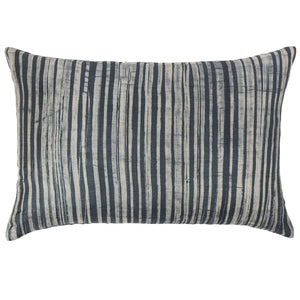 Coussin Digital rayures