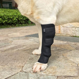 Dogs Injured Leg Protector Legguards Bandages