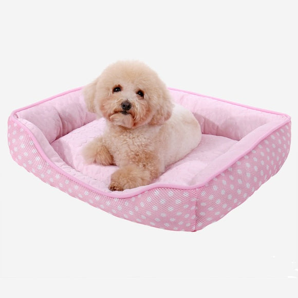 Summer Pet Dog Cat Bed Nest Luxury House