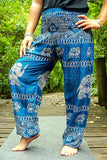 ELEPHANT Pants Harem Pants Women Boho Pants Hippie