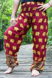 ELEPHANT Women Boho Pants Hippie Pants Yoga Pants