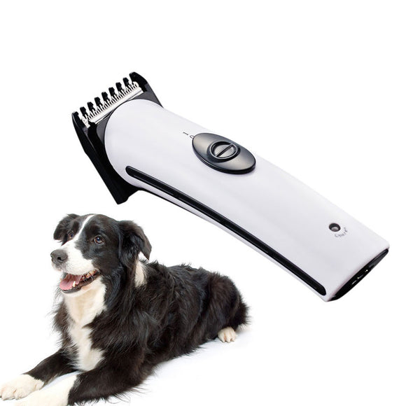 Professional Pet Hair Trimmer Electric Dog Hair Clippers Petr grooming Hair Trimmer for Pet Grooming - Dogs / Cats / Rabbits