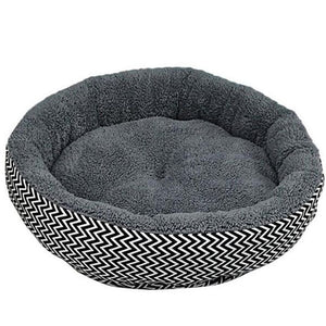 Flannelette Thickening and Warm Circle Breathable Pet Nest For Dogs