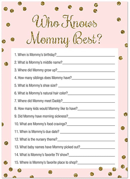 baby-shower-games-who-know-mommy-best