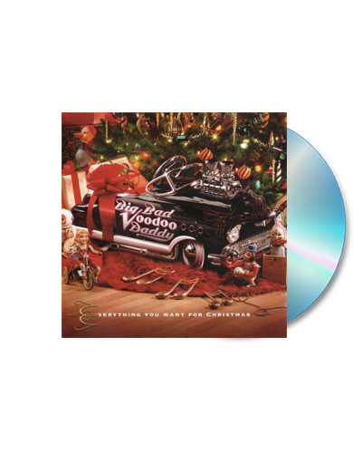 Everything You Want for Christmas - CD