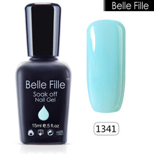 Load image into Gallery viewer, Belle Fille Gel Nail Polish