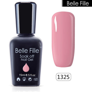 Belle Fille Gel Nail Polish
