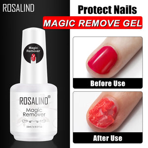 ROSALIND Magic Nail Polish Remover