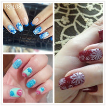 Load image into Gallery viewer, Nail Art Stamping Image Plate