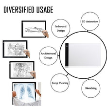 Load image into Gallery viewer, Digital Graphic A4 Led Tablet lightbox
