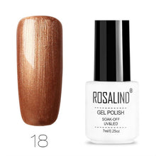 Load image into Gallery viewer, ROSALIND Semi Permanent Gel Polish