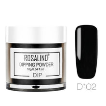 Load image into Gallery viewer, ROSALIND Pigment Dipping Powder For Nails Art