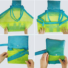 Load image into Gallery viewer, Sand Away Beach Toys Pouch