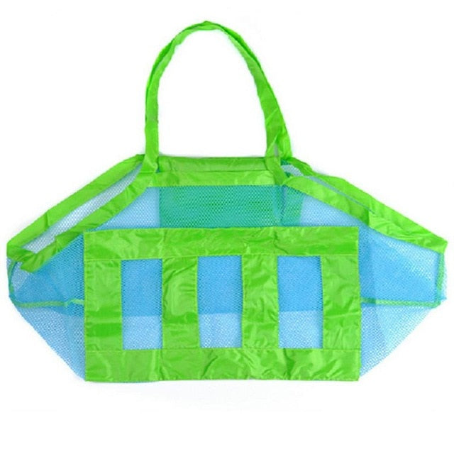 Sand Away Beach Toys Pouch