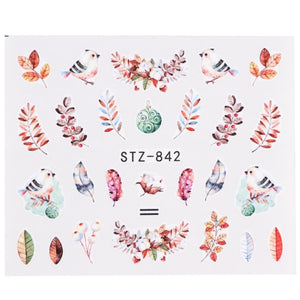 Decorative Nail Stickers