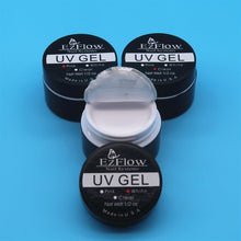Load image into Gallery viewer, UV Gel crystal nails builder gel