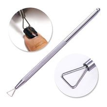 Load image into Gallery viewer, UR SUGAR Rose Gold Nail  Stainless Steel Manicure tools