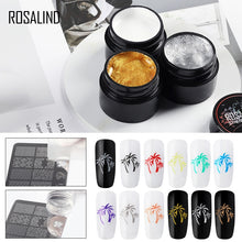 Load image into Gallery viewer, ROSALIND Stamping Gel Print For Manicure